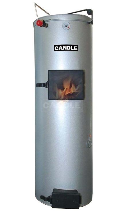 Котел тривалого горіння Candle 18 кВт з механічним регулятором