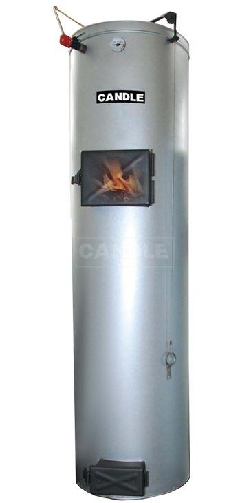 Котел тривалого горіння Candle 35 кВт з механічним регулятором
